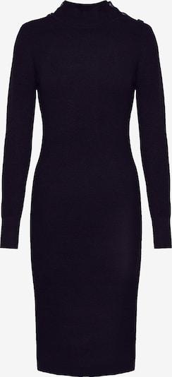 OBJECT Robes en maille en noir, Vue avec produit