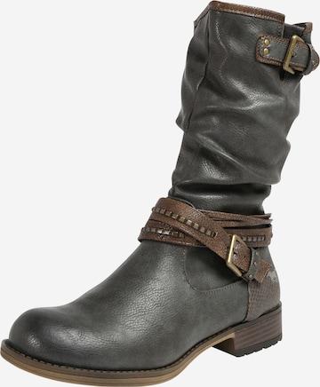 MUSTANG Støvler i grå