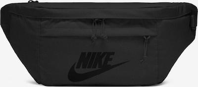 Nike Sportswear Gürteltasche in schwarz, Produktansicht