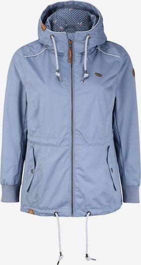 Ragwear Plus Přechodná bunda 'DANKA PLUS' - lenvandulová, Produkt