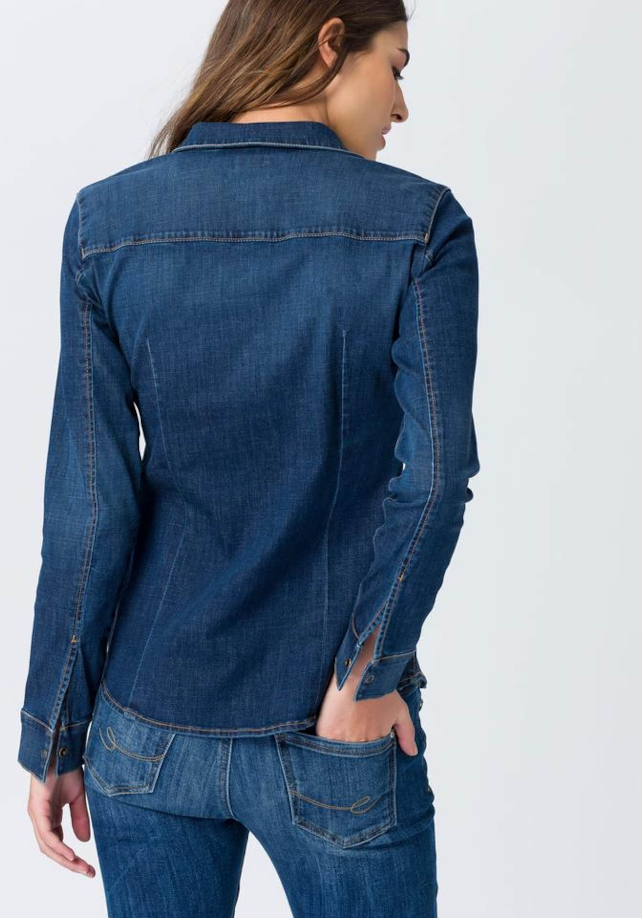 ESPRIT Jeansbluse Versand Outlet-Store Online Mit Paypal Online rElBA2GUsk