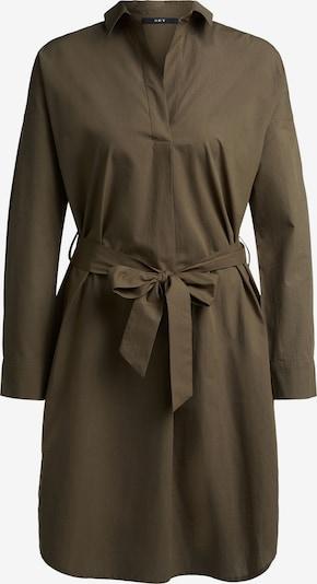 SET Kleid in khaki: Frontalansicht