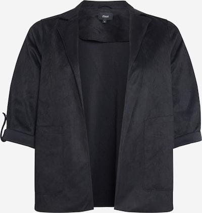 Zizzi Jacke in schwarz, Produktansicht