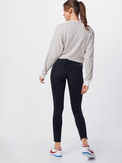 ONLY Džinsi pieejami melns džinsa: Aizmugures skats