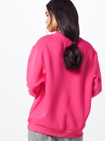 Superdry Sweat-shirt 'Ninties Applique' en violet / magenta / noir: Vue de dos