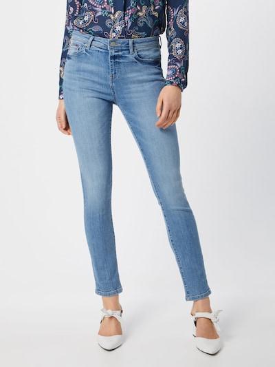 ESPRIT Jeans 'MR SLIM Pants denim' in blue denim, Modelansicht