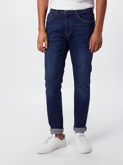 Goldgarn Jeans 'U2' in blue denim, Modelansicht
