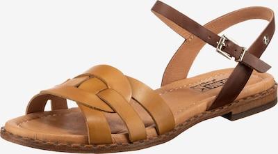 PIKOLINOS Sandale in kupfer / honig, Produktansicht