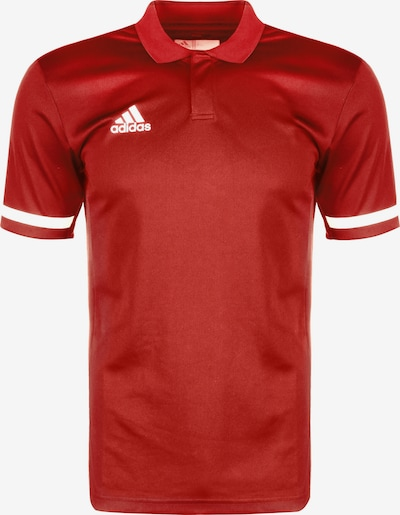 ADIDAS PERFORMANCE Functioneel shirt 'Team 19' in de kleur Rood / Wit, Productweergave