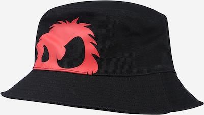 McQ Alexander McQueen Čepice 'BUCKET HAT' - červená / černá, Produkt