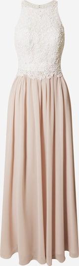 Laona Robe de soirée en rose / blanc, Vue avec produit