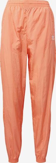 ADIDAS ORIGINALS Kalhoty - oranžová: Pohled zepředu