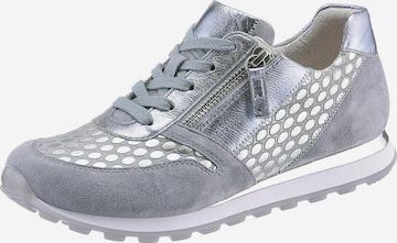 GABOR Sneakers in Silver