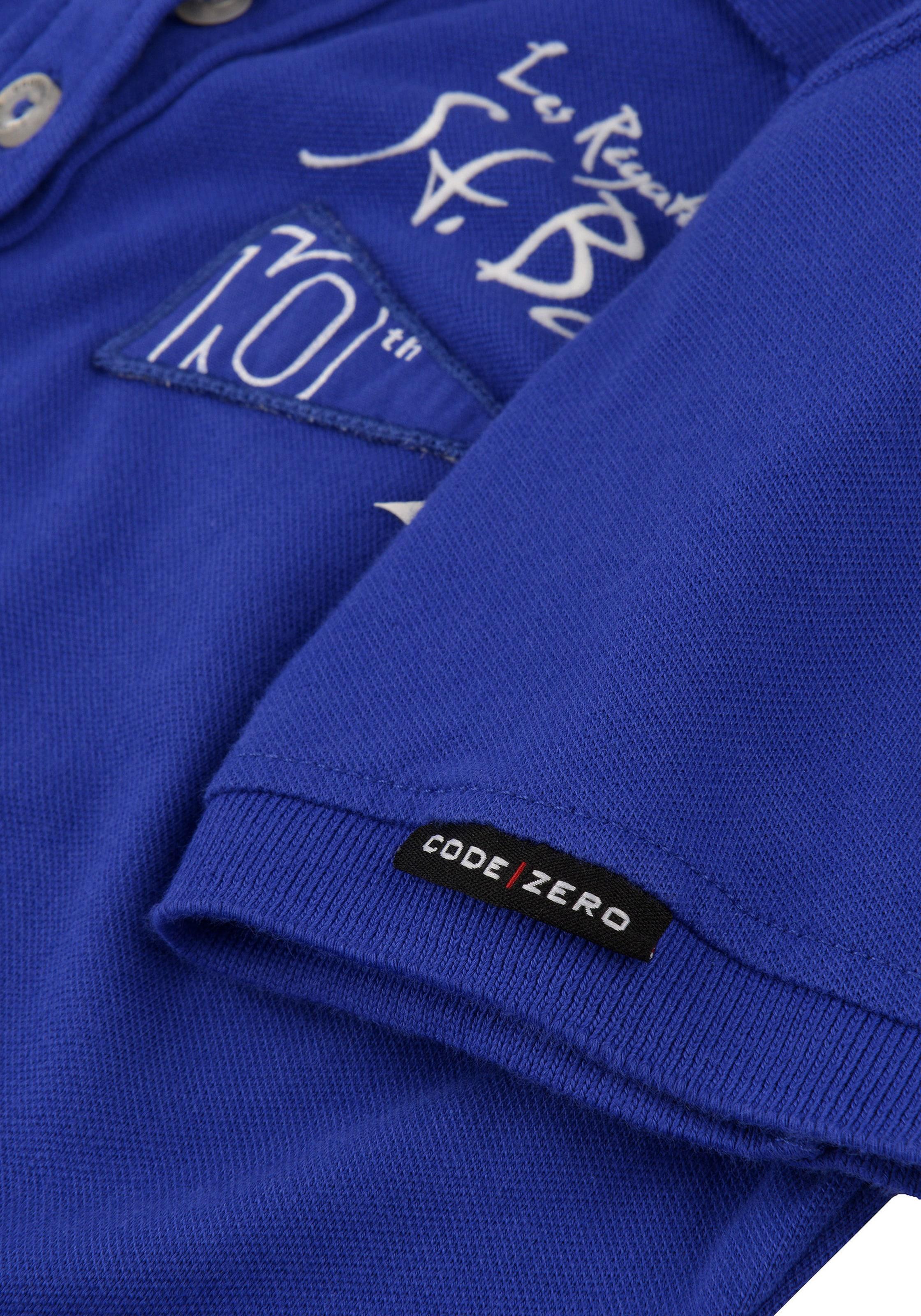 Regatta' 'ss Code Polo Caribbean zero Blau In b76fyg