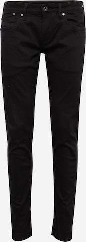 Pepe Jeans Teksapüksid 'Hatch', värv must