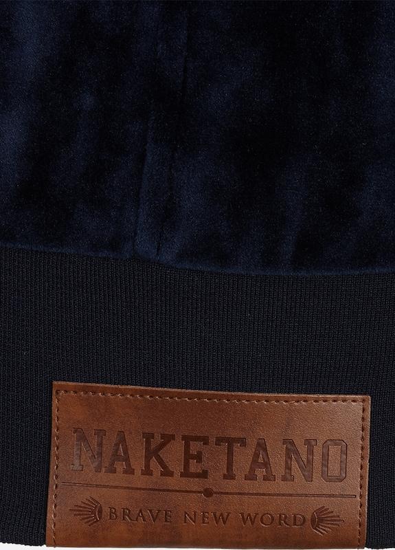 naketano Kapuzensweatjacke »Birol Mack« kaufen
