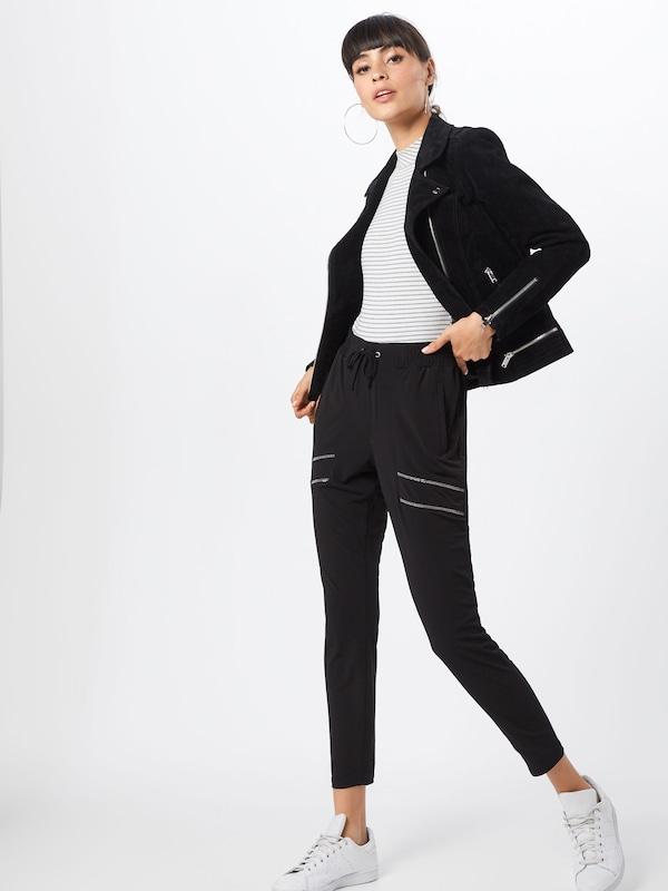 Monari Hose in schwarz schwarz schwarz  Markenkleidung für Männer und Frauen 6349aa