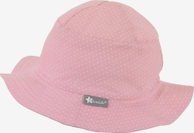 STERNTALER Sonnenhut in rosa / weiß: Frontalansicht