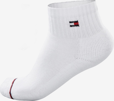 TOMMY HILFIGER Sportkurzsocken in weiß, Produktansicht
