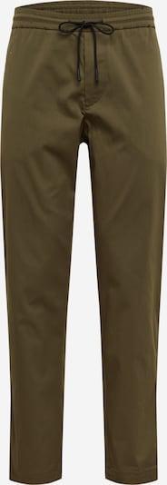 Pantaloni 'Keen2-11' BOSS ATHLEISURE pe verde închis, Vizualizare produs