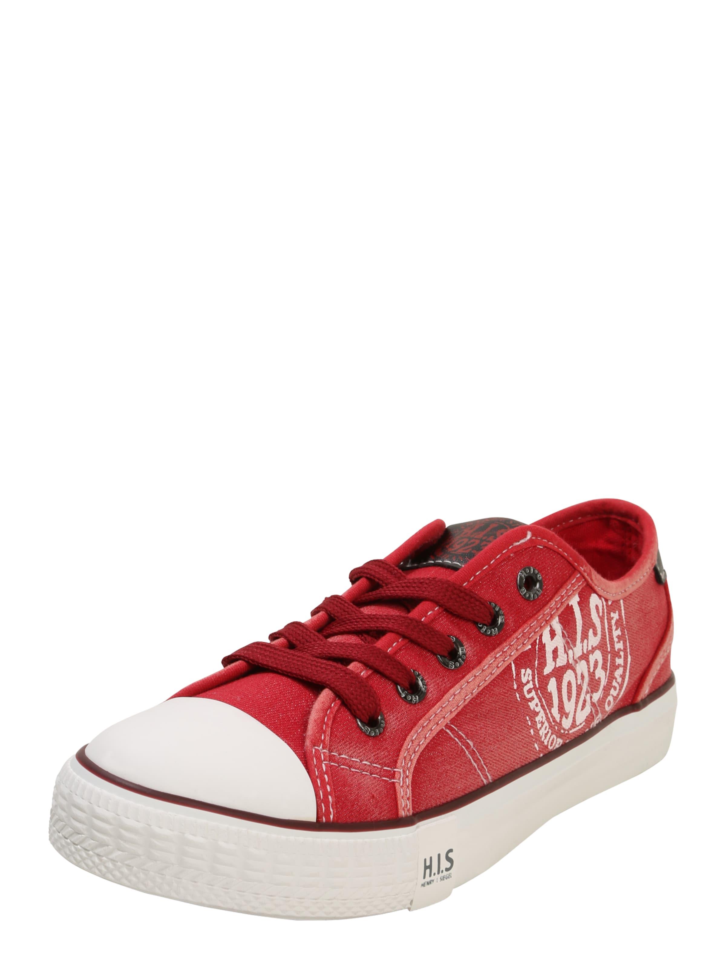 H.I.S Sneaker im Canvas-Look Günstige und langlebige Schuhe
