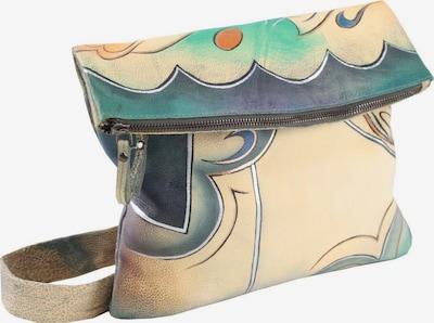 GREENLAND Art + Craft Umhängetasche Leder 28 cm in mischfarben, Produktansicht