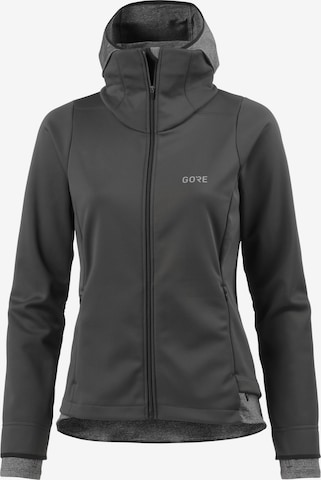 GORE WEAR Athletic Jacket 'R3 Thermo GORE-TEX®' in Grey
