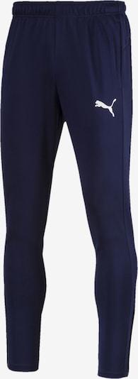 PUMA Sweatpants 'Active' in dunkelblau / weiß, Produktansicht