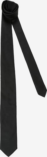 Cravată HUGO pe negru, Vizualizare produs
