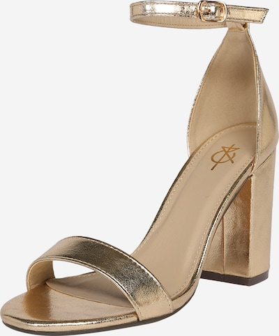 4th & Reckless Sandale 'SARAH' in gold, Produktansicht
