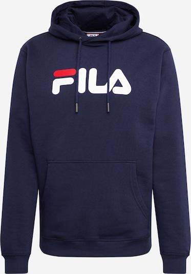 FILA Sweat-shirt 'PURE' en noir, Vue avec produit