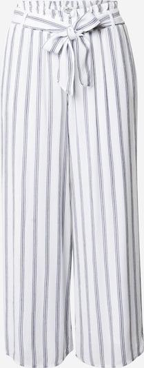 HOLLISTER Broek in de kleur Navy / Wit, Productweergave