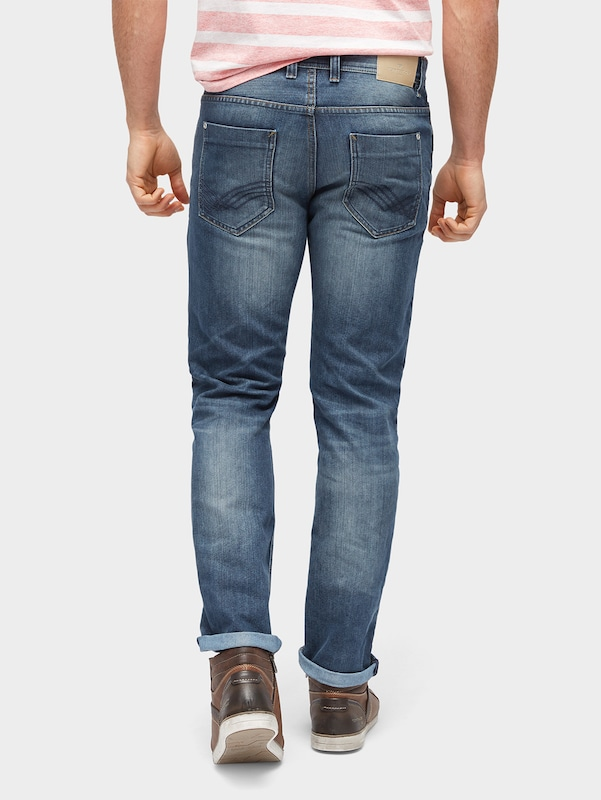 TOM TAILOR Slim Jeans 'Troy'