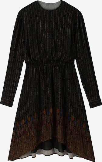 Desigual Šaty 'DELHI' - béžová / modrá / hrdzavo červená / čierna, Produkt