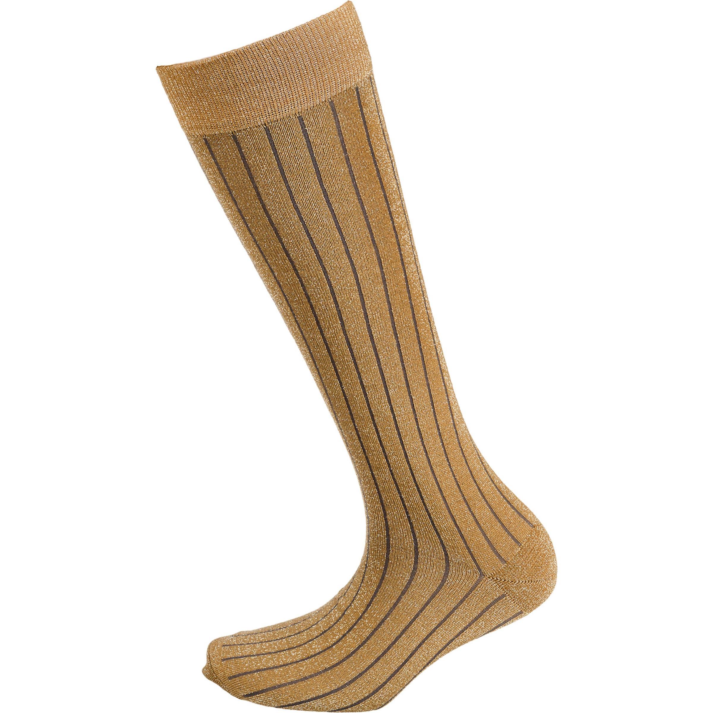 Mp Denmark Socken In 'helsinki' SenfSchwarz NmwvOny80P