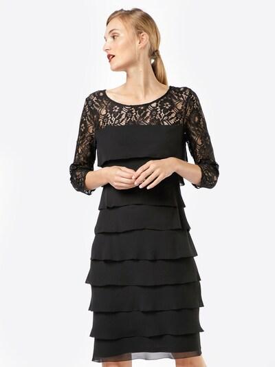 heine Robe de cocktail en noir, Vue avec modèle