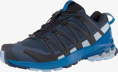 SALOMON Trailrunningschuh in blau / hellblau / anthrazit / dunkelgrau / schwarz, Produktansicht