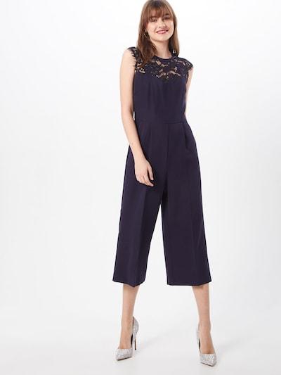 COMMA Jumpsuit in blau, Modelansicht