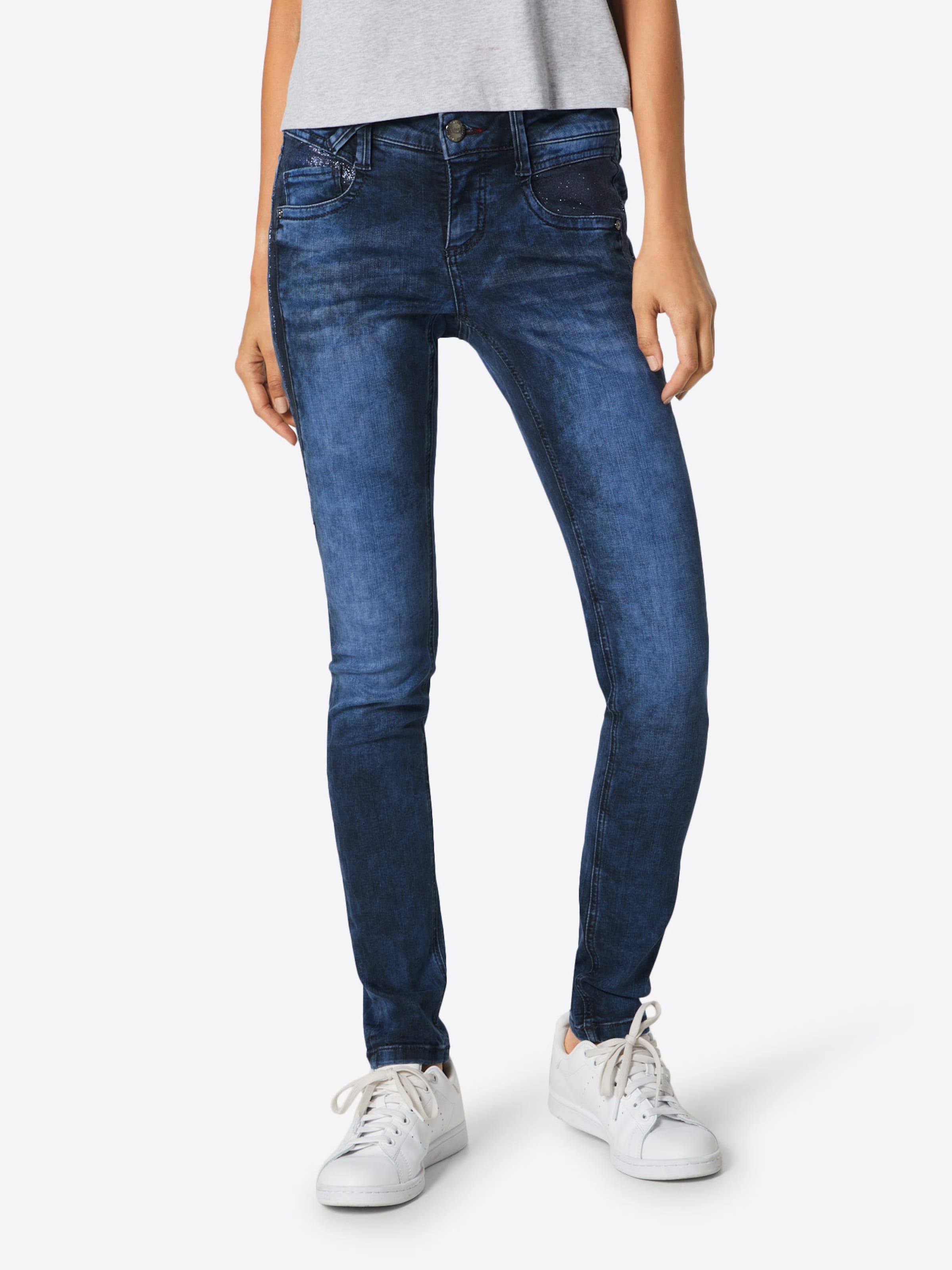 In Aus Jeans 'indiana' Fritzi Preußen Dunkelblau 08OPknXw