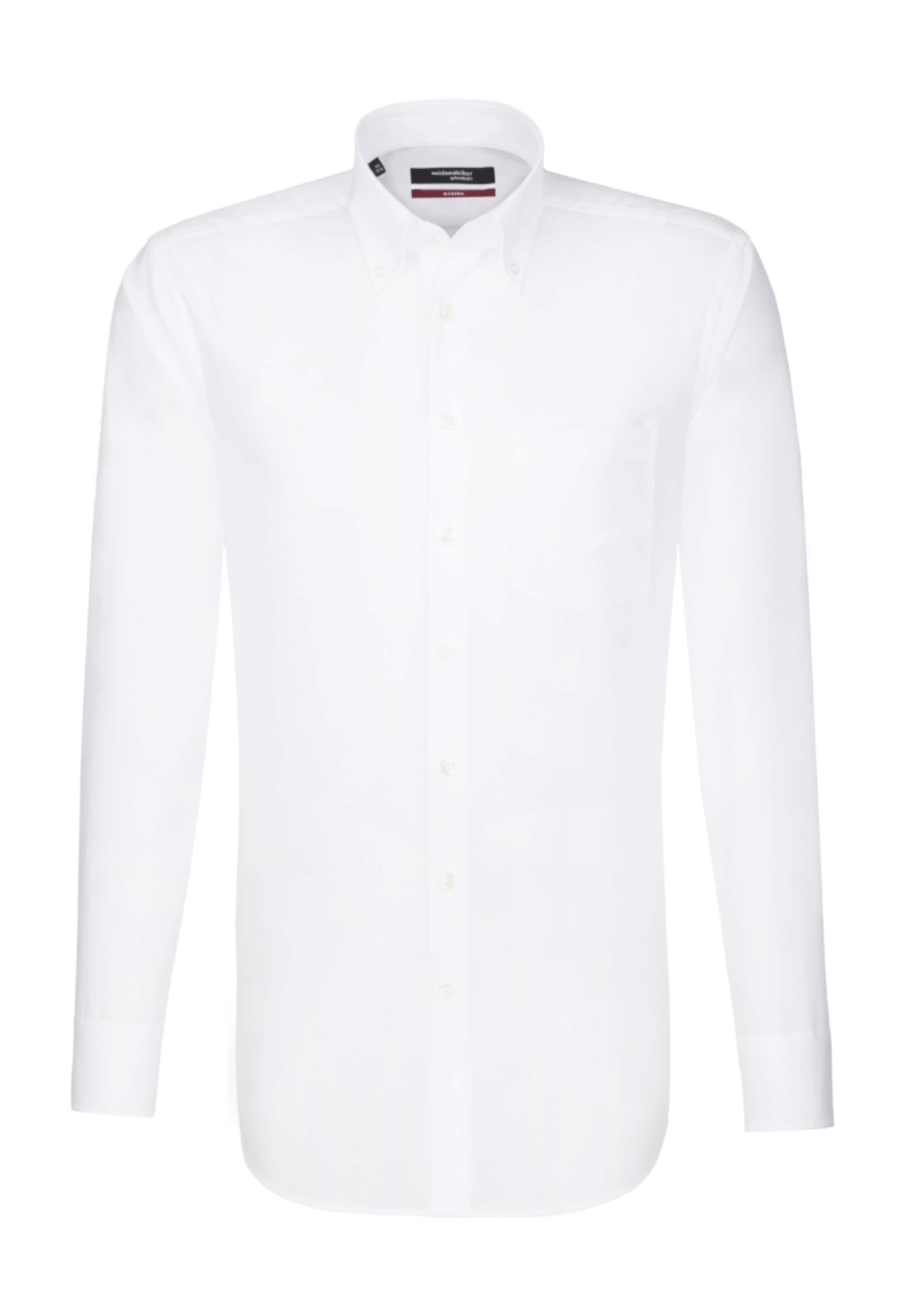 In Seidensticker hemd 'modern' City Weiß E2D9HWI