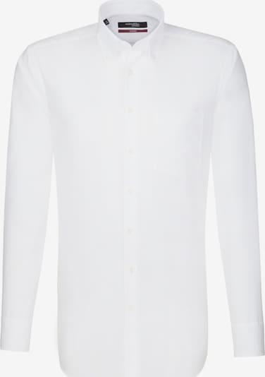 SEIDENSTICKER City-Hemd 'Modern' in weiß, Produktansicht