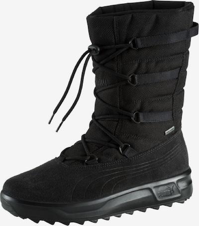 PUMA Schuh in schwarz: Frontalansicht