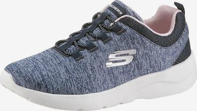 SKECHERS Sneaker 'Dynamight 2.0' in nachtblau / royalblau / weiß, Produktansicht