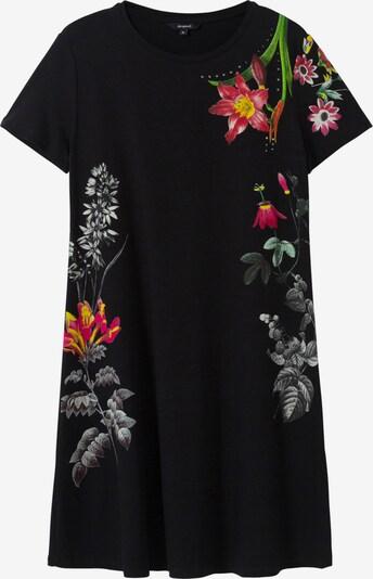 Rochie 'Vest Caroline' Desigual pe culori mixte / negru, Vizualizare produs