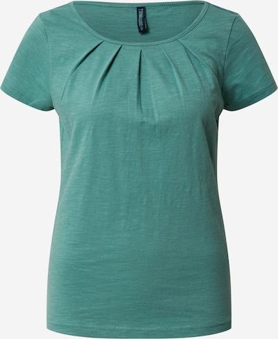 Tranquillo Shirt in grün, Produktansicht