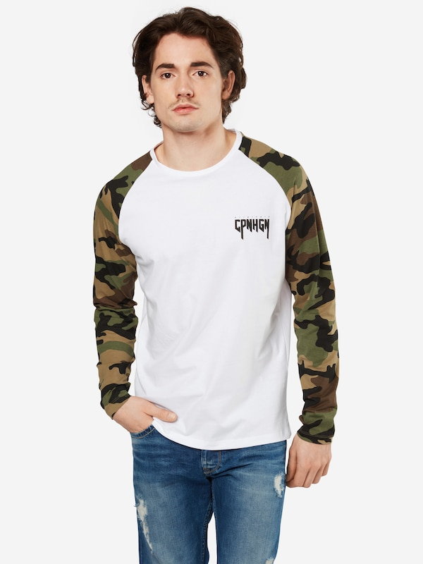 JACK & JONES Longsleeve 'JORSAVAGE TEE LS CREW NECK'