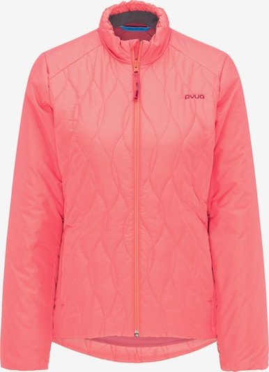 PYUA Isolations Jacke 'Sheen' in pink, Produktansicht