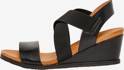 Bianco Sandalen in schwarz, Produktansicht