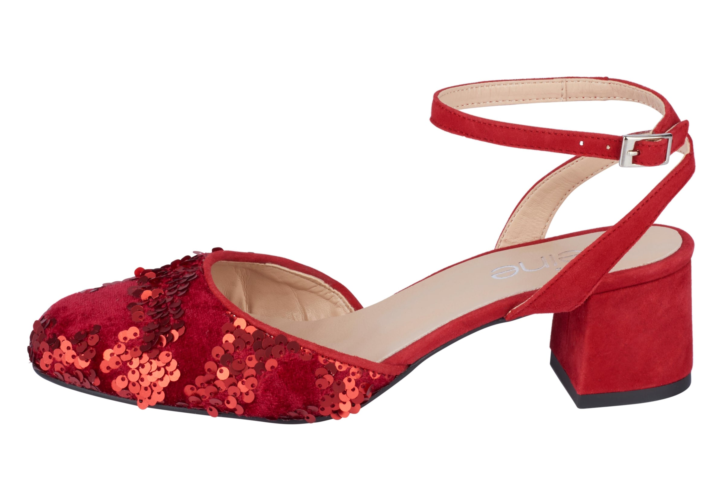 Haltbare Mode billige Schuhe heine Gut | Slingpumps Schuhe Gut heine getragene Schuhe cc3cd7