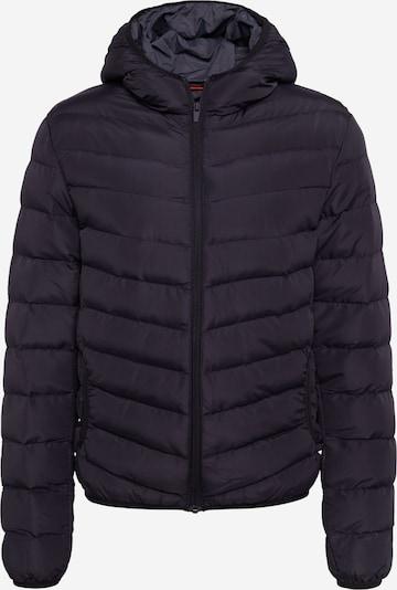 BRAVE SOUL Tussenjas 'GRANTPLAIN' in de kleur Zwart, Productweergave